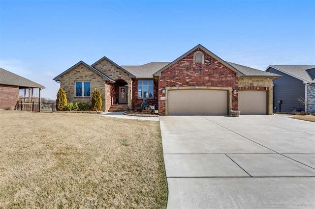 For Sale: 2218 S Ironstone Street, Wichita KS