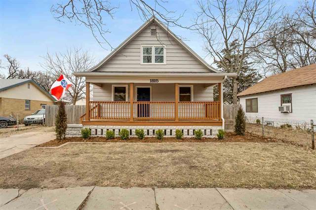 For Sale: 1815 N Fairview Ave, Wichita KS