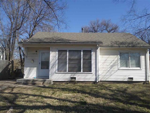For Sale: 1316 N Estelle Ave, Wichita KS