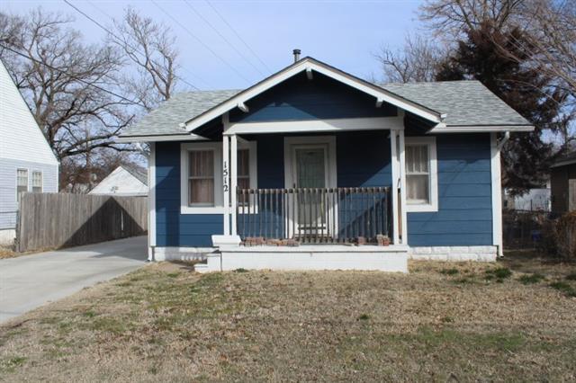 For Sale: 1512 W 2nd, Wichita KS