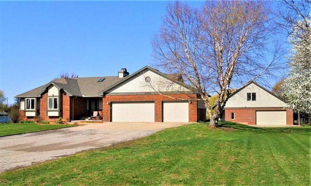 For Sale: 2323 N CEDAR DOWNS LN, Wichita KS
