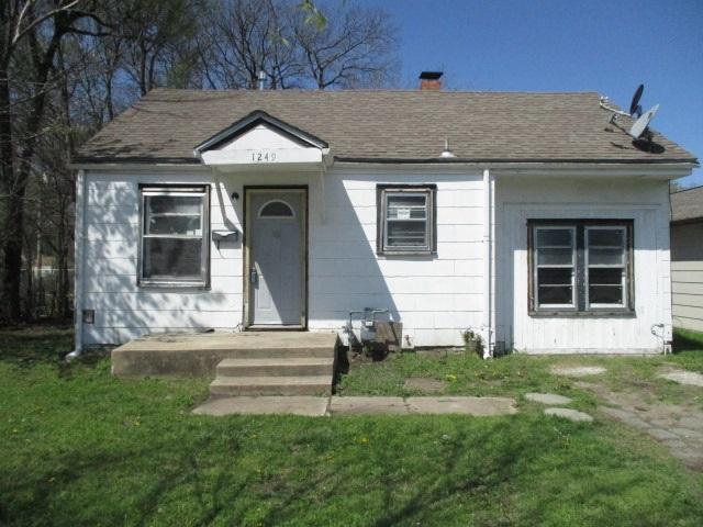 For Sale: 1249 N POPLAR AVE, Wichita KS