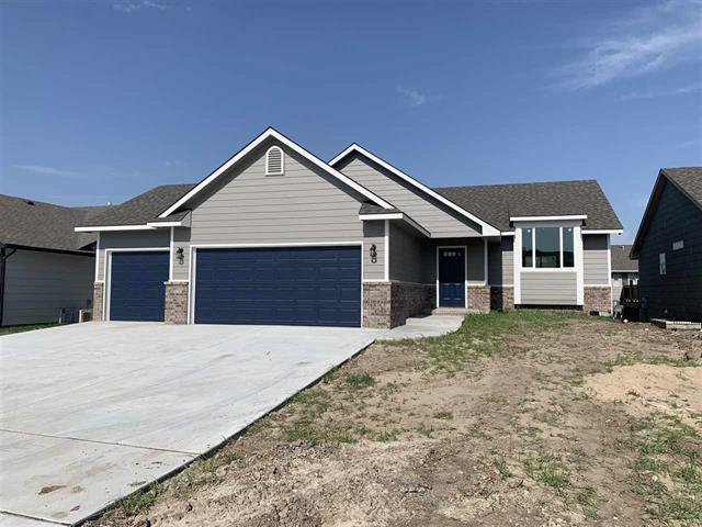 For Sale: 4506 S Mount Carmel Cir, Wichita KS