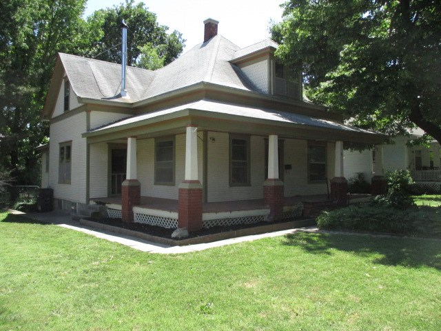 For Sale: 611 E 5TH ST, Newton KS