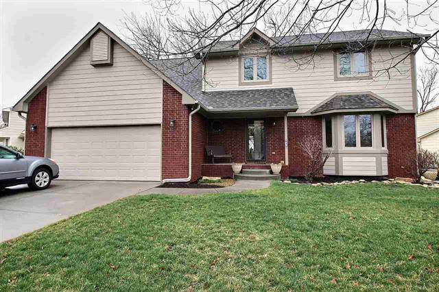 For Sale: 2340 N STONEYBROOK ST, Wichita KS