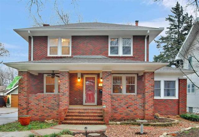 For Sale: 1214 N Perry Ave, Wichita KS