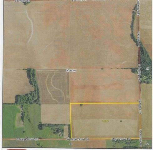 For Sale: 000 W MAPLE GROVE RD, Pretty Prairie KS