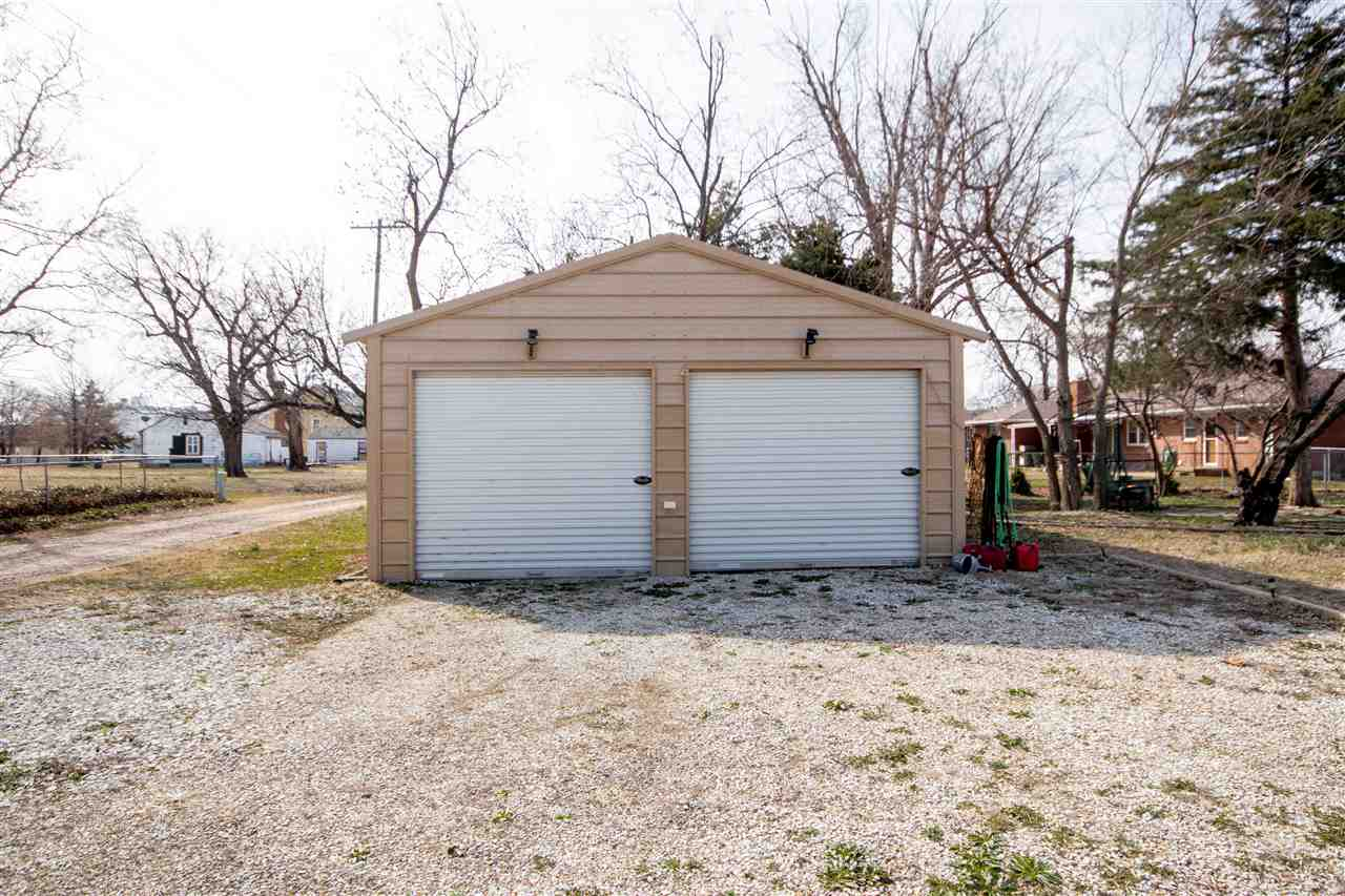For Sale: 540 N Market St, Caldwell KS