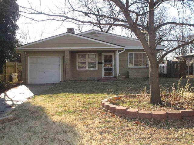 For Sale: 847 S Fountain St., Wichita KS