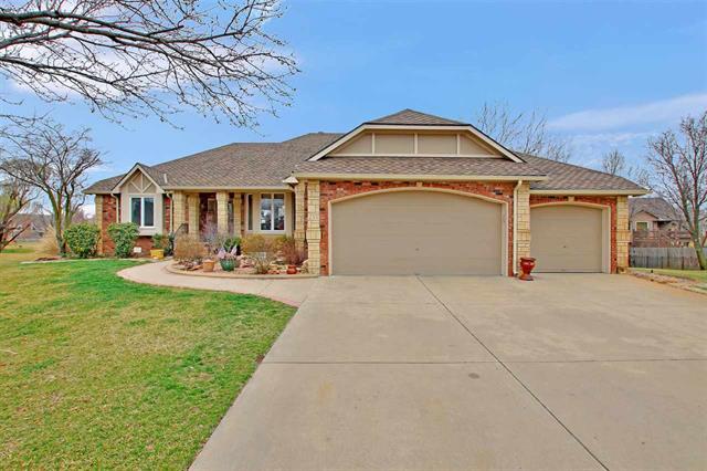 For Sale: 233 S BREEZY POINTE CT, Wichita KS