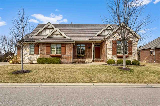 For Sale: 9207 E Wilson Estates Ct., Wichita KS