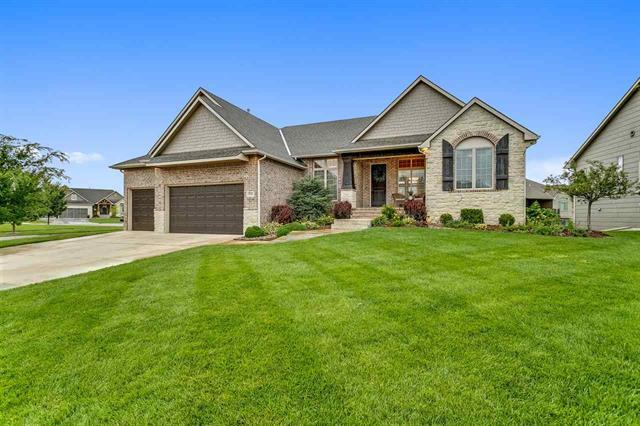 For Sale: 3354 N BRUSH CREEK CT., Wichita KS