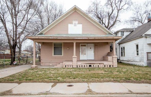 For Sale: 412 N Hydraulic Ave, Wichita KS