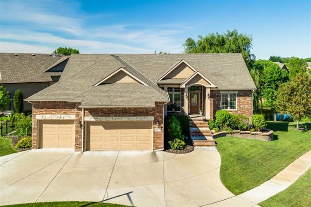 For Sale: 601 N WOODRIDGE ST, Wichita KS