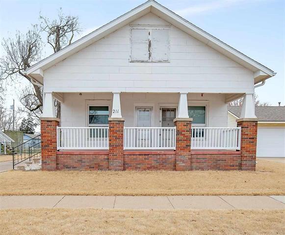 For Sale: 211 S Millwood St, Wichita KS