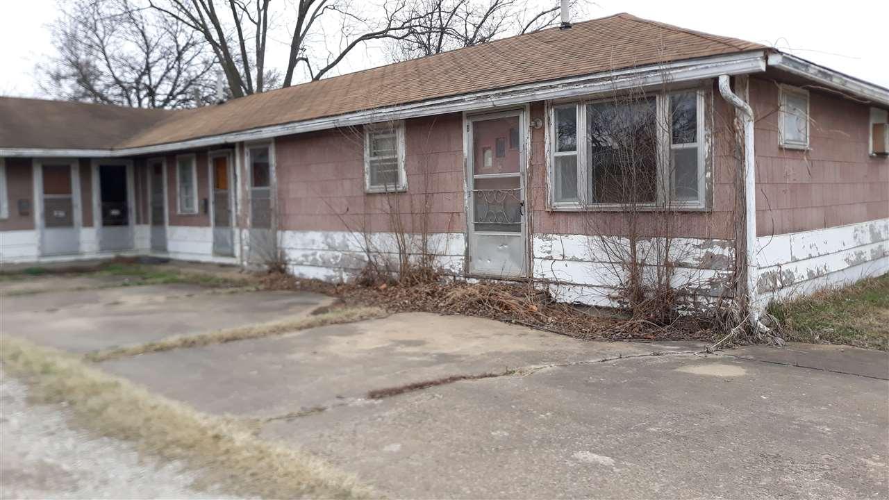 For Sale: 119 W River Street, Eureka KS