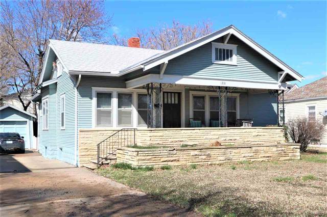 For Sale: 1331 N Coolidge Ave, Wichita KS