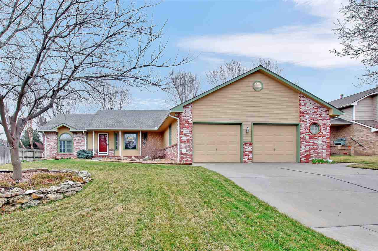 Wanting an immaculate home in the Andover Central School District? Look no further! With almost 1800 sq ft on the main level you won't want to miss this awesome home. 3 bedrooms, 2 baths on the main level. Great master suite with big bathroom, and nice walk-in closet separated from the other 2 bedrooms. You will love the formal and casual dining spaces. Also on the main floor you will love the huge living room and the over-sized laundry room. In the basement you'll love the large rec room, bedroom, and office (with closets, so could be non conforming bedroom). Also the basement has plenty of storage! Outside you have great curb appeal out front manicured by the sprinkler system and the well. Call for a private showing before this one slips away!