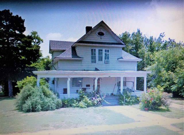 For Sale: 222 N Ninnescah St, Pratt KS