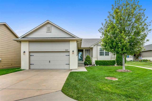 For Sale: 2421 N 127TH CT. E., Wichita KS
