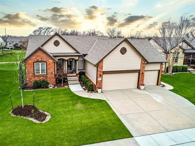 For Sale: 1013 N Bel Arbor Cir, Derby KS