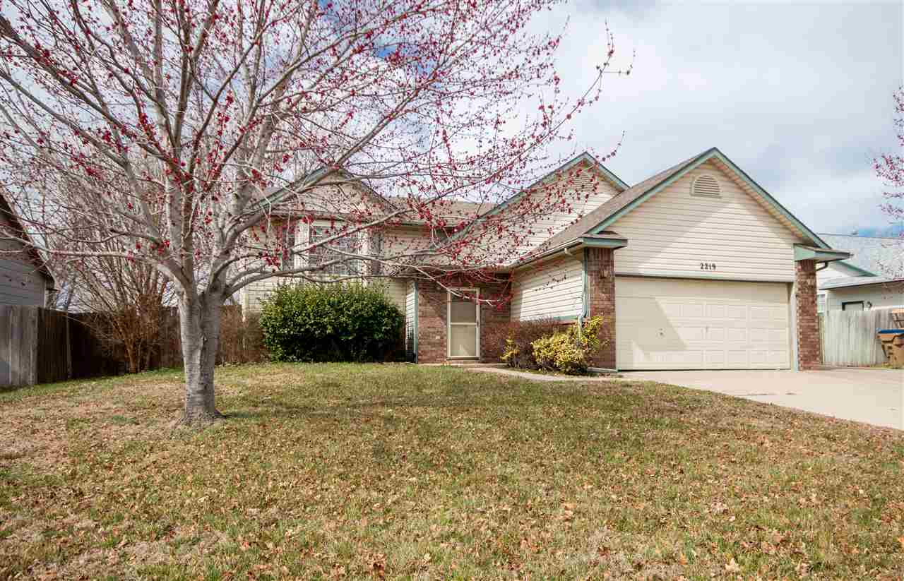 Don't miss out on this 5 bedroom 3 bathroom home in the highly desirable Derby School District! This