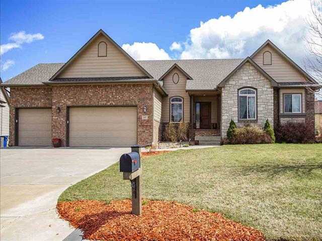 For Sale: 602 N WOODRIDGE ST, Wichita KS