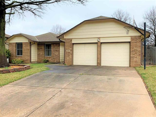 For Sale: 1254 N Armstrong Ct, Derby KS