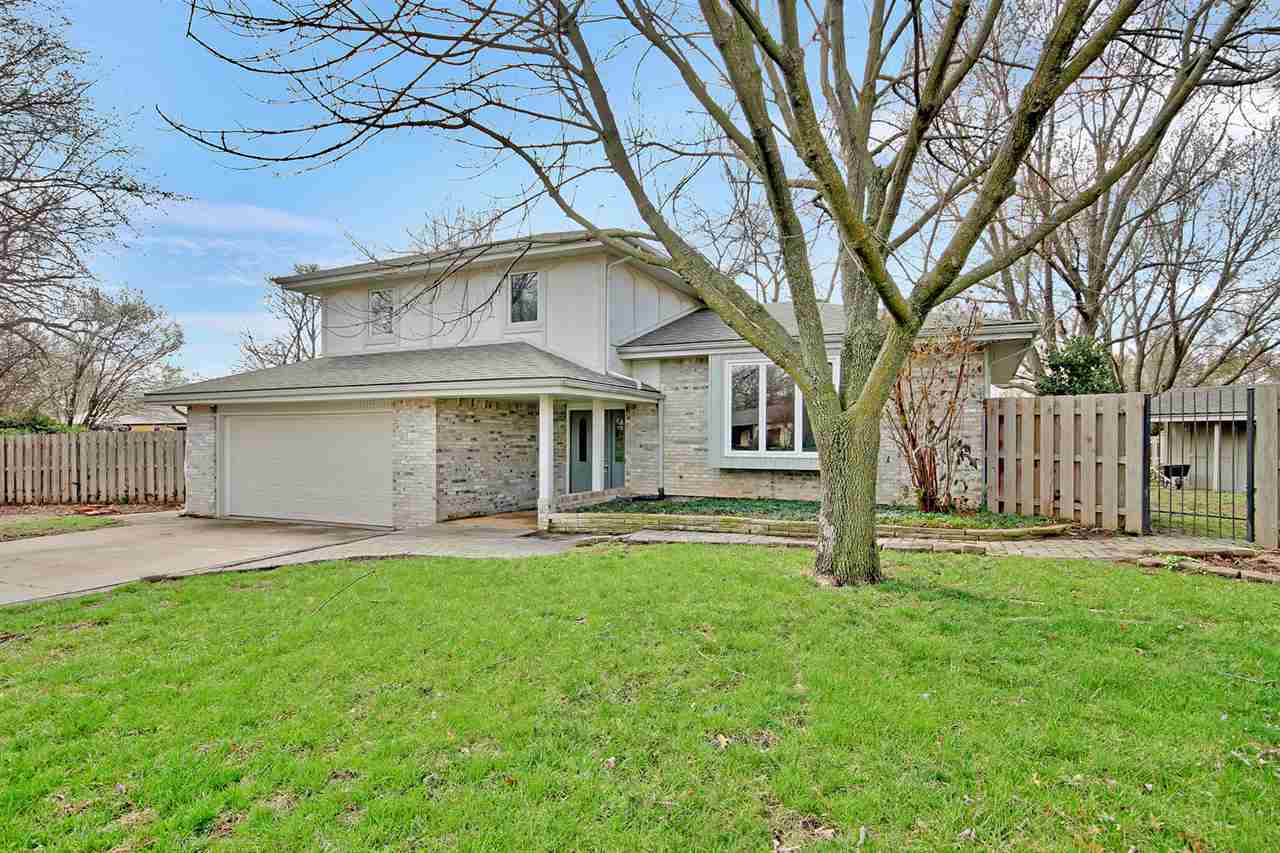 Welcome to Derby!!  One of the most desirable cites in the state.  This home has numerous updates an