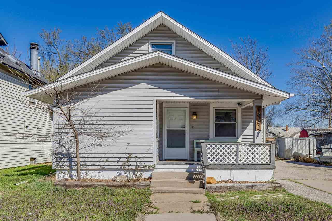 For Sale: 1432 S Hydraulic St, Wichita KS