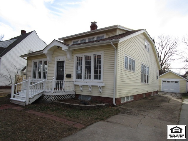 For Sale: 1111 N Perry Ave, Wichita KS