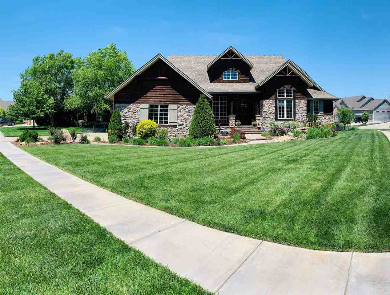 One of a kind 5 Bedroom, 3 Bath Montana Western Ranch style home that was built with ICF (Insulated