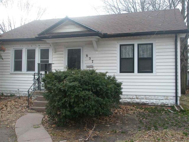 For Sale: 657 S Green St, Wichita KS