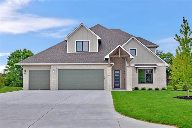 For Sale: 4111  Fiddlers Cove, Maize KS