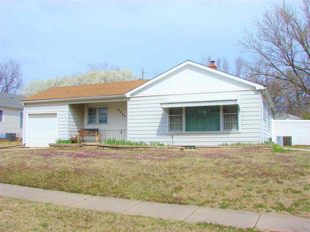 For Sale: 6022 E Zimmerly St, Wichita KS