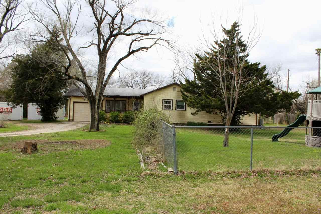 Quiet, secluded Ranch home located at the end of the street, in the City of Andover!  This .43 acre