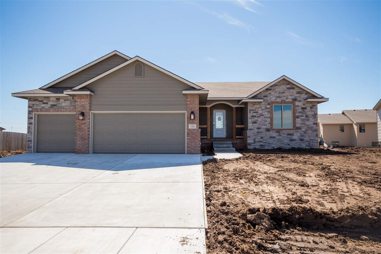 Builder Spring Parade of Homes house!  This absolutely beautiful 4 bedroom 3 bathroom home boasts an