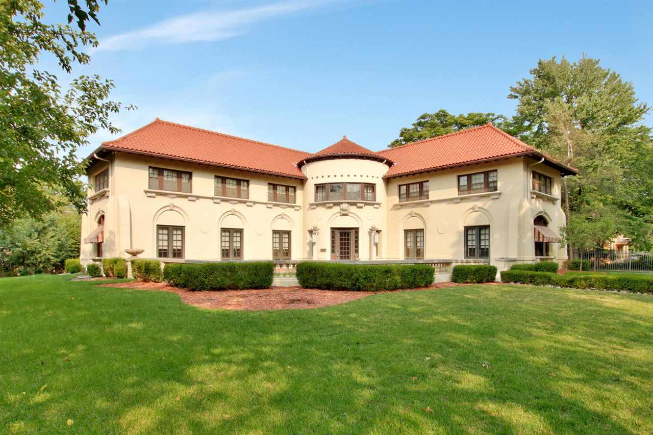 This is your chance to own one of Wichita's historic jewels, known as Hagny's Castle! This 1917 home