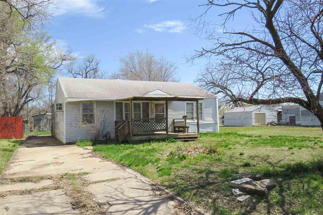 For Sale: 1344 S SAINT PAUL AVE, Wichita KS