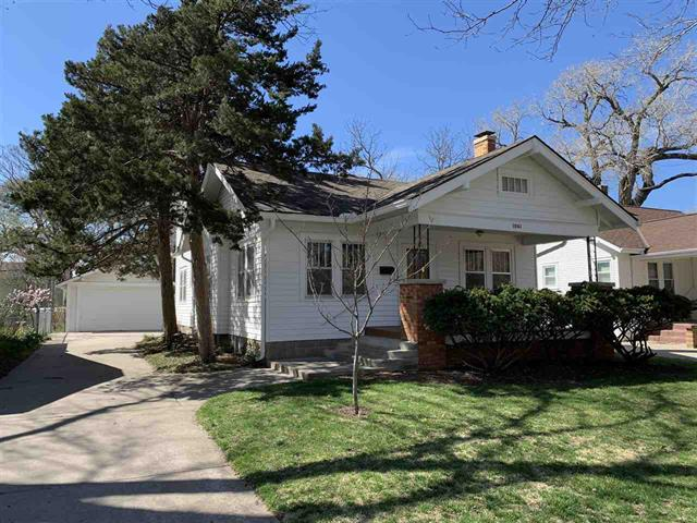 For Sale: 1041 N Perry Ave, Wichita KS
