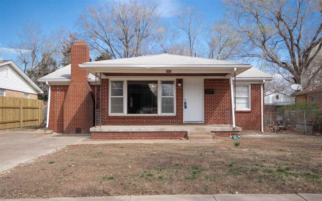 Very nice 4 bedroom 2 bathroom all brick home close to schools, shops and restaurants! The main floo