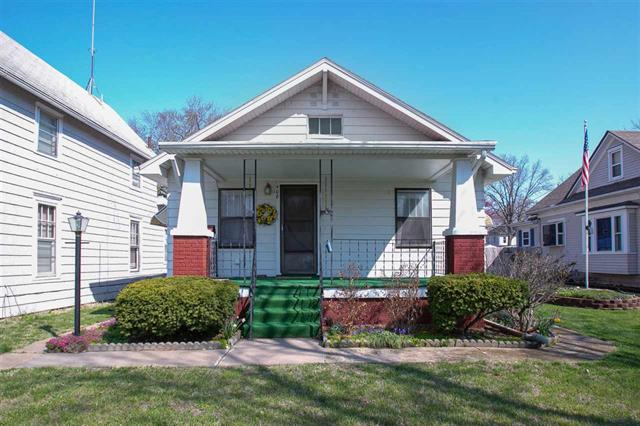 For Sale: 408 E 3rd St, Newton KS
