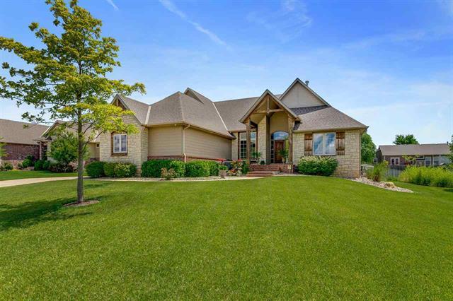 For Sale: 2308 N LOCH LOMOND LN, Wichita KS