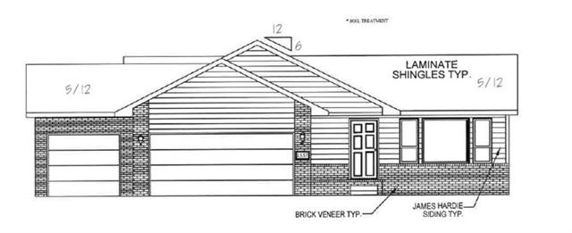 For Sale: 1537 N Aster, Andover KS