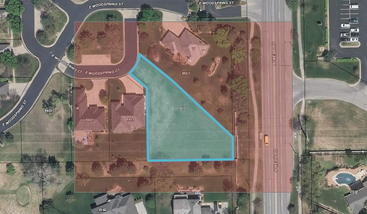 For Sale: Lot 2  Block 2 Woodspring Add, Wichita KS