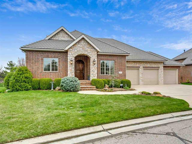 For Sale: 9273 E WILSON ESTATES CT, Wichita KS
