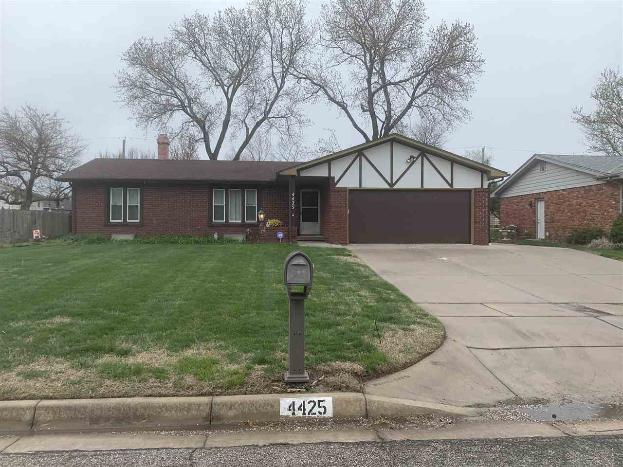 Nice ranch home with 3 bedrooms, 2 full baths, finished basement, main floor laundry. Home needs upd