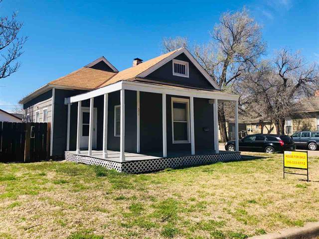 For Sale: 601 S LULU AVE, Wichita KS