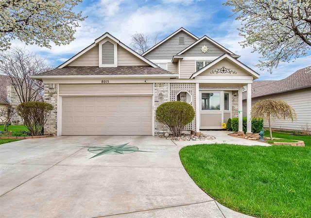 For Sale: 8015 E Windwood Ct, Wichita KS
