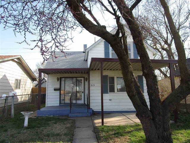 For Sale: 313 W 1ST ST, Newton KS